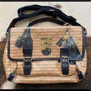 L.A.M.B Gwen Stefani Lyrics Messenger Bag